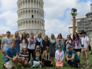Italy.Tower of Pisa