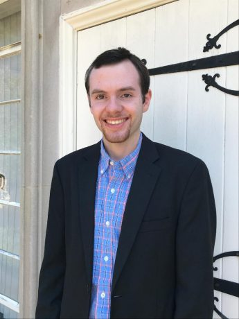 Internship Profile: Jacob Lancaster Pursues an Interest in Ministry