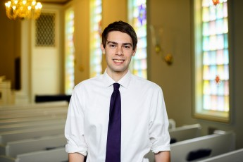 Class of 2015 Profile: Jacob Foster Forges a Future in Ministry