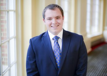 Class of 2017 Profile: Jake Pickett Attends Law School