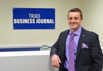 Sophomore Interns at Triad Business Journal