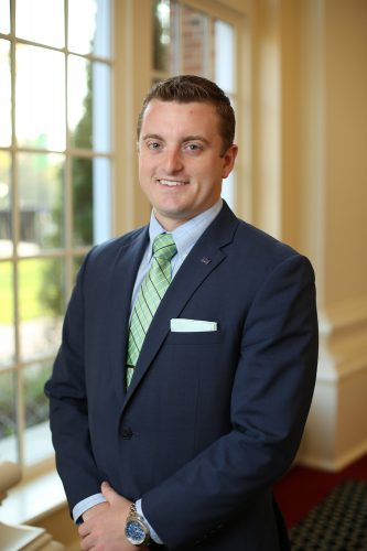 Class of 2017 Profile: Jamison Orr Launches Sales Executive Career