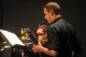 Jazz Ensemble to Feature Toe-Tapping Numbers at Annual Fall Concert