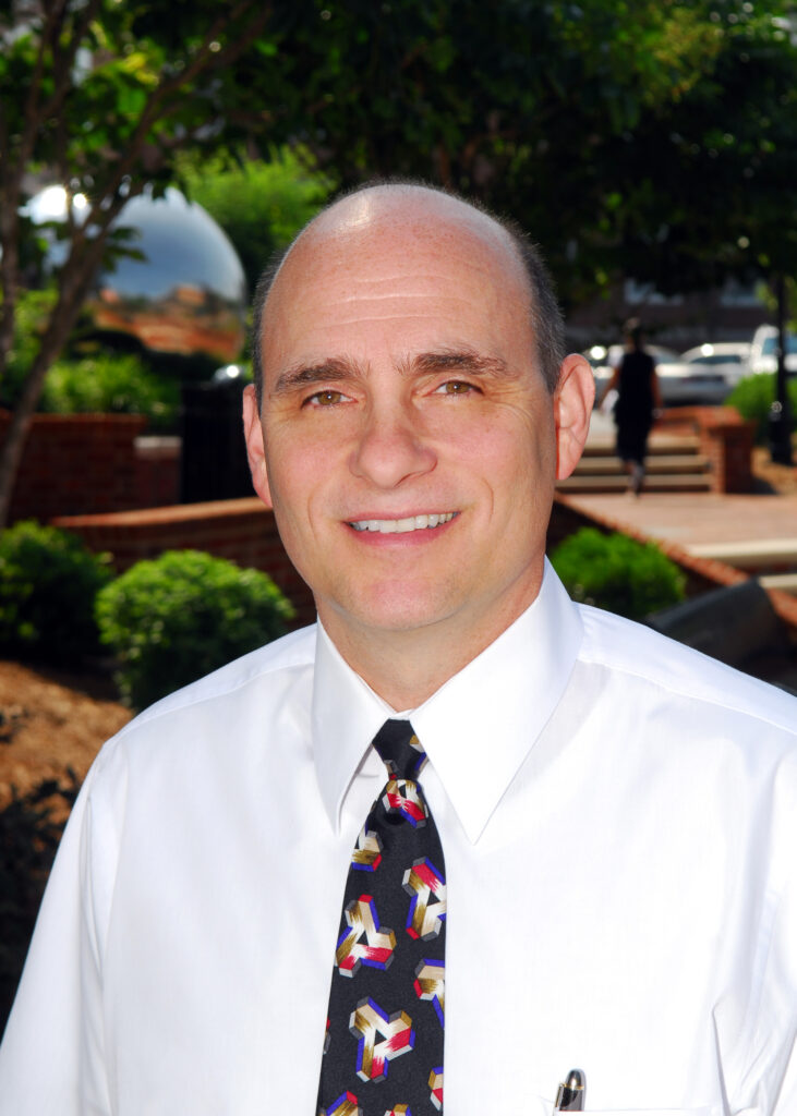 Jeff Karpovich, High Point University's head of security and transportation