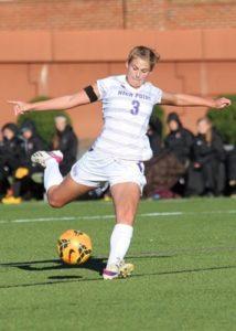 Jenny Marshall soccer