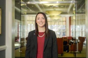 Class of 2016 Profile: Jessica Vitale Mentors Children in Connecticut