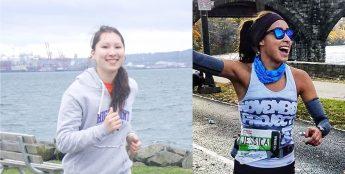HPU Grads Run Hundreds of Miles for Charities