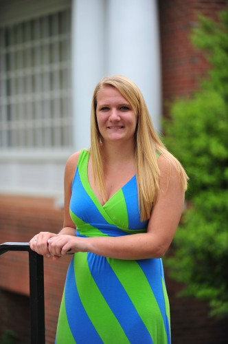 Class of 2014 Outcomes: Jessie Dietz Teaches in Thomasville