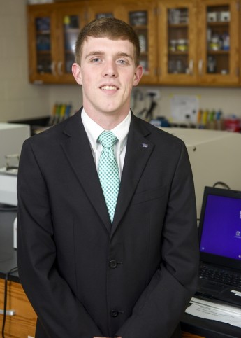 Class of 2016 Profile: Jimmy Rager Jumps into Career at Johns Hopkins