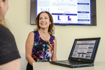 Faculty Profile: Research Helps Students Take Off