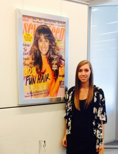 Guglielmi, Seventeen Magazine, HPU, High Point University