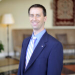 High Point University professor, Joseph Blosser