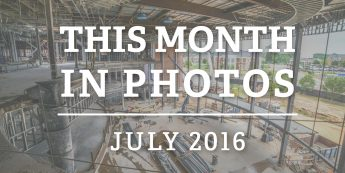 This Month in Photos: July 2016