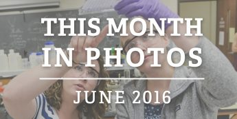 This Month in Photos: June 2016