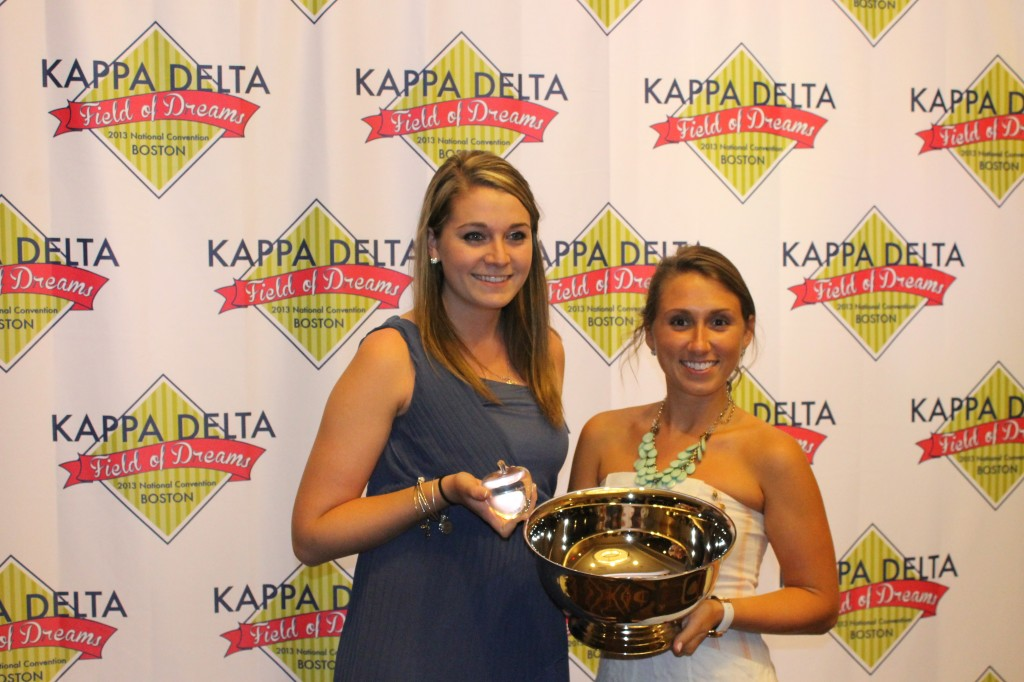 HPU High Point University Kappa Delta