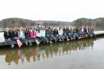Sorority's Fishing Tournament Raises Funds for Child Abuse Prevention