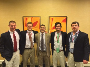 Fraternity Recognized for Academic Excellence