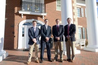 Students Selected for Scholarship, Leadership Award