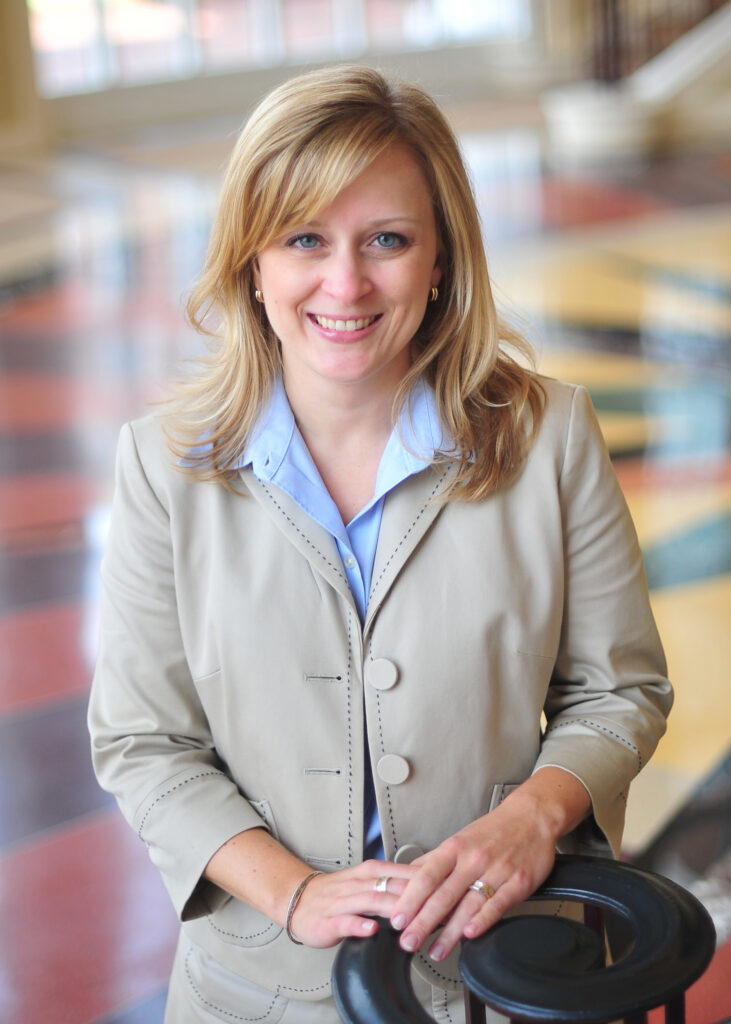 High Point University Professor Kara Vuic