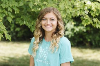 Internship Profile: Kaylee Kerr Acts as Media Intern for Newfields