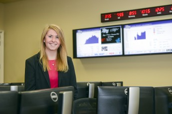 Class of 2015 Outcomes: Kayleigh O'Brien Lands Job With Dell