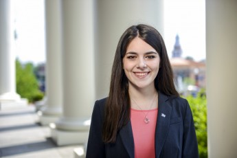 Class of 2016 Profile: Kellie Valente Continues Psychology Education