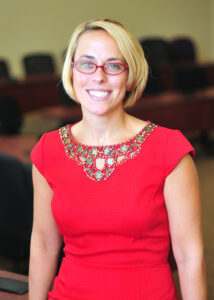 High Point University professor Kelly Grillo