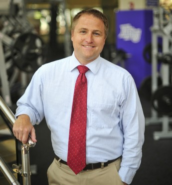 Professor Named Chair of Biomechanics Group at American College of Sports Medicine