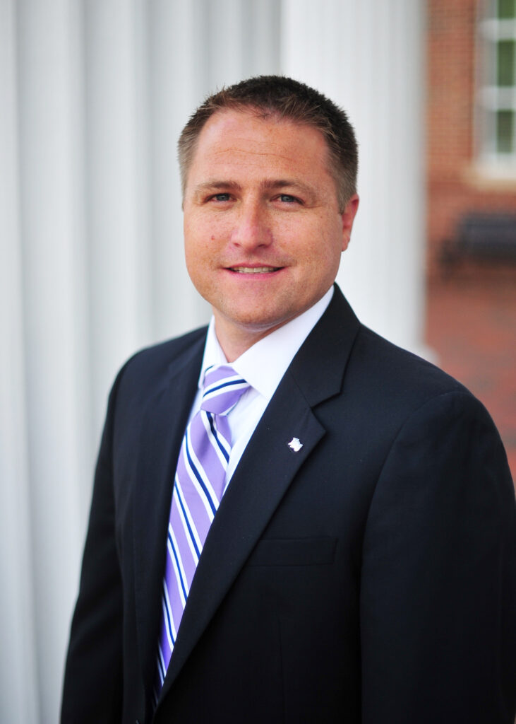 High Point University Professor Kevin Ford