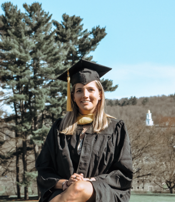 Class of 2020 Outcomes: Laura Trueworthy Pursues Master's in Educational Psychology