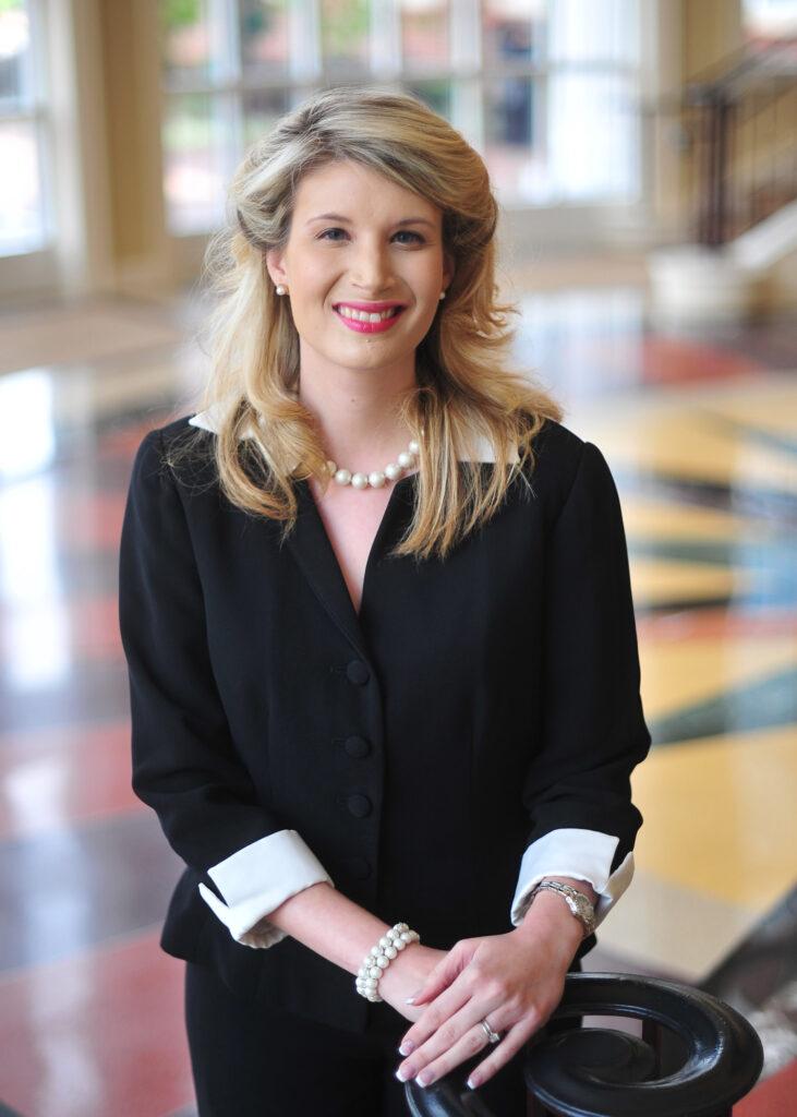 High Point University English Professor Laura Linker