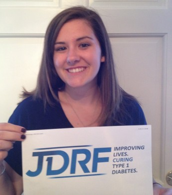 Student Interns at National Juvenile Diabetes Research Foundation