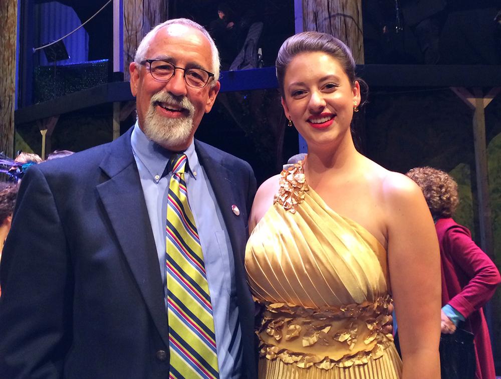 Lauren Engler, Ed Simpson
