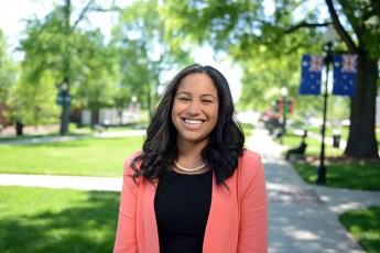 Class of 2015 Profile: Lauren Evans Works Toward PharmD