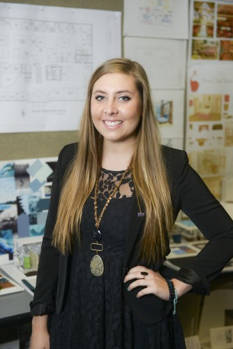 Class of 2016 Profile: Leah Vitrano Launches Interior Design Career