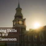 Learning Skills Beyond the Classroom