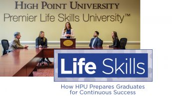 Life Skills: How HPU Prepares Graduates for Continuous Success