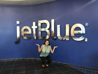 Internship Profile: Lisa Quinones Begins her Career with JetBlue