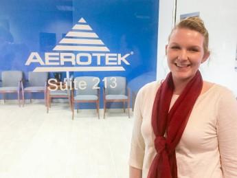 Class of 2015 Outcomes: Liz Bellet Recruits for Aerotek