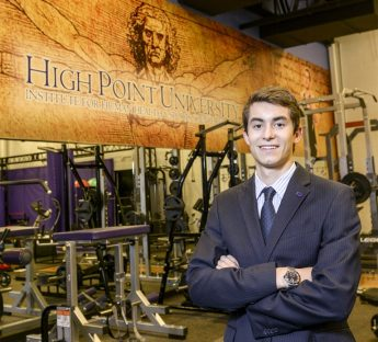 Class of 2017 Profile: Lucas Fogaca Attends Dental School at UNC Chapel Hill
