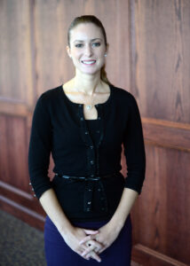 High Point University new hire Lucy Weigel