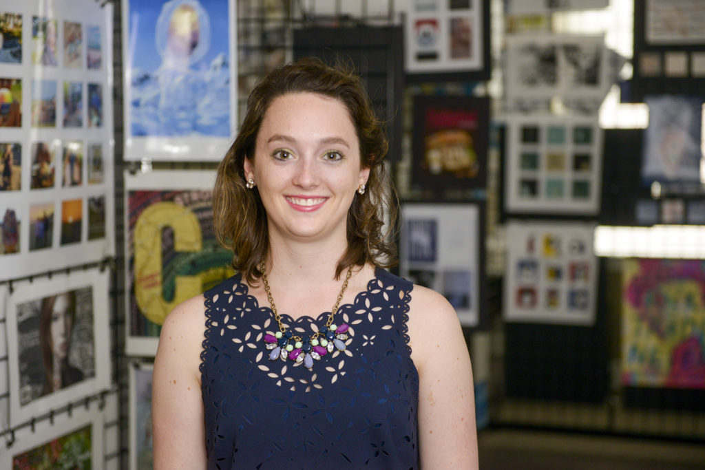 Class of 2016 Profile Lynde Pepper Chases Interior Design Dreams