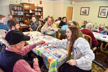 HPU Completes 33 Service Projects in Honor of Dr. Martin Luther King Jr.