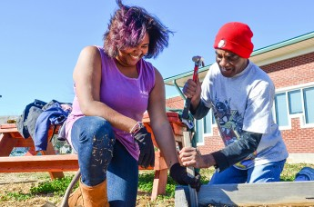 HPU Hosts Day of Service Opportunities for Community