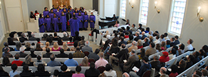 HPU to Feature Charlotte Minister for Annual MLK Service