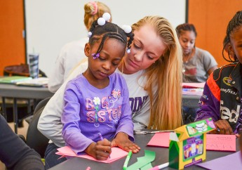 "HPU's ""Day of Service"" Honors Martin Luther King, Jr."