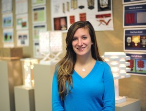 Madison Lewis, HPU, USA Today College, Interior Design