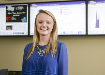 Class of 2016 Profile: Maggie Seward Secures Accounting Job at PwC