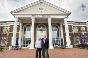 Stouts Donate $5 Million to HPU