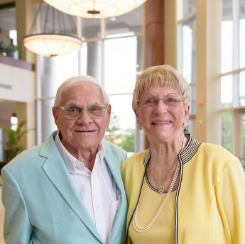 HPU Receives Donation from the Mahler Family